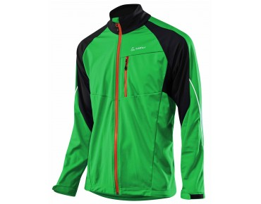 Löffler WINDSTOPPER SOFT SHELL LIGHT bike jacket forest