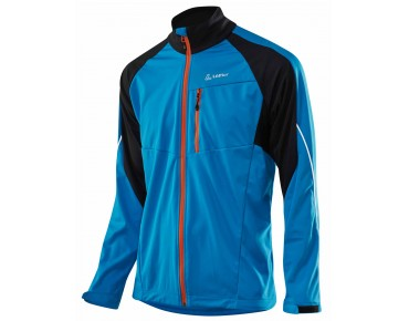 Löffler WINDSTOPPER SOFT SHELL LIGHT Radjacke royal