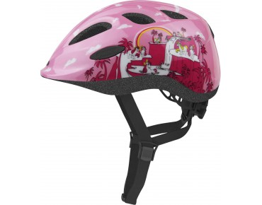 ABUS SMILEY kids' helmet pony