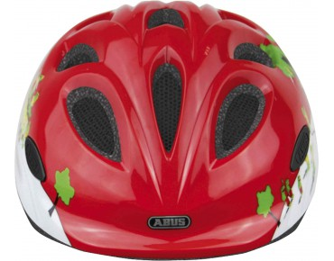 ABUS SMILEY Kinderhelm croco fire