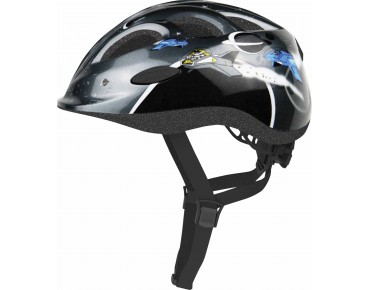 ABUS SMILEY kids' helmet space police