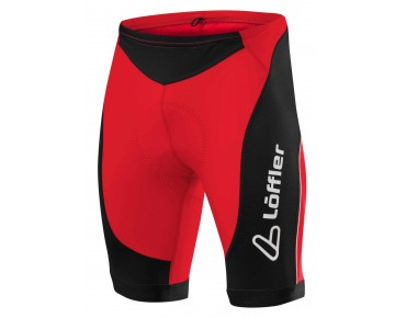 Löffler WINNER bike shorts red