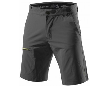 Löffler CSL Shorts anthrazit