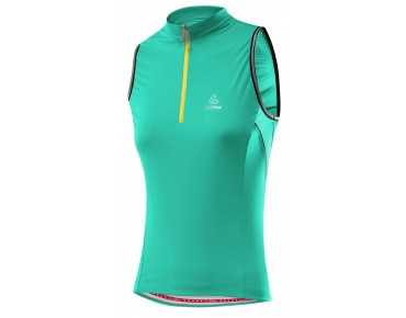 Löffler HZ-SL women's jersey sleeveless jade