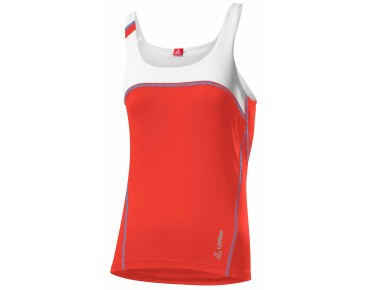 Löffler PERFORMANCE women's top koralle