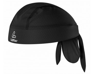 Löffler Head scarf black