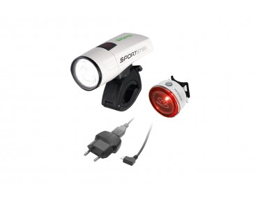 Sigma SPORTSTER/MONO RL lighting set white