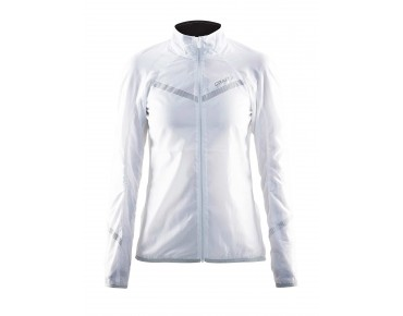 CRAFT FEATHERLIGHT Damen Windjacke white