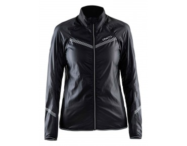 CRAFT FEATHERLIGHT Damen Windjacke black