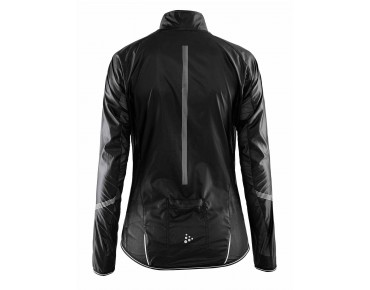CRAFT FEATHERLIGHT women's windbreaker black