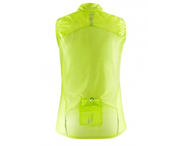 CRAFT FEATHERLIGHT windproof vest for women flumino