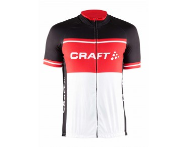 CRAFT CLASSIC LOGO jersey bright red