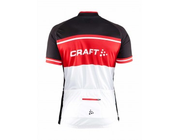 CRAFT CLASSIC LOGO Trikot bright red