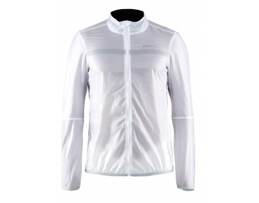 CRAFT FEATHERLIGHT windbreaker white