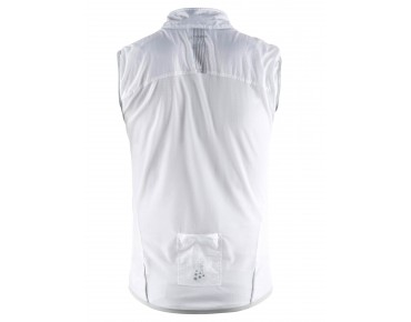 CRAFT FEATHERLIGHT windproof vest white