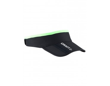 CRAFT SUN visor black/gecko