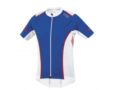 GORE BIKE WEAR XENON S jersey brilliant blue/white
