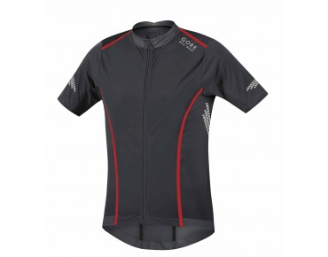 GORE BIKE WEAR XENON S jersey black/red