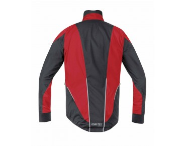 GORE BIKE WEAR OXYGEN 2.0 GT Active Shell jacket red/black