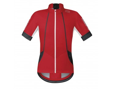 GORE BIKE WEAR OXYGEN WS SO jersey red/black