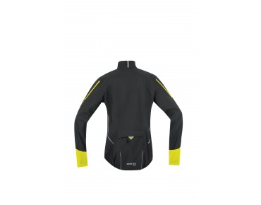 GORE BIKE WEAR POWER GT AS jacket black/neon yellow