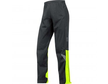 GORE BIKE WEAR ELEMENT GT AS broek black/neon yellow
