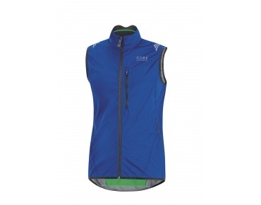 GORE BIKE WEAR ELEMENT WS AS vest brilliant blue