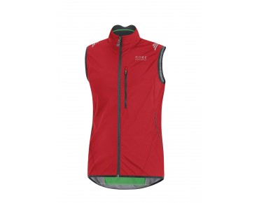GORE BIKE WEAR ELEMENT WS AS bodywarmer red
