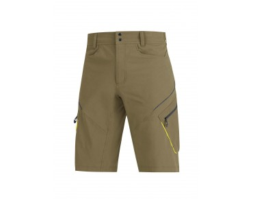 GORE BIKE WEAR ELEMENT bike shorts olive