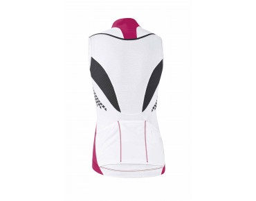 GORE BIKE WEAR XENON 2.0 sleeveless women's jersey jazzy pink/white