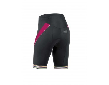 GORE BIKE WEAR POWER LADY 3.0 Damen Radhose black/jazzy pink