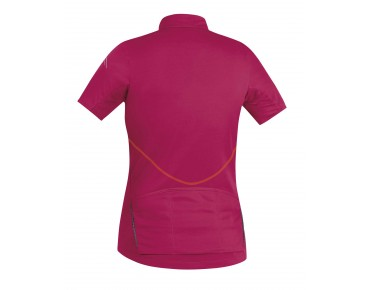 GORE BIKE WEAR ELEMENT Damen-Trikot jazzy pink/blaze orange