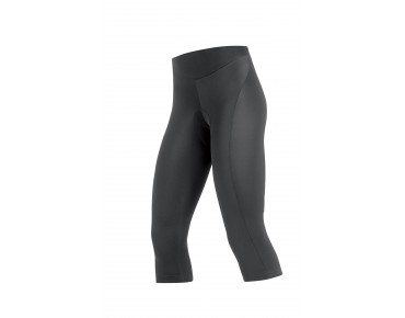 GORE BIKE WEAR ELEMENT LADY 3/4-lange damesfietsbroek black