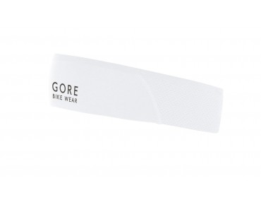GORE BIKE WEAR UNIVERSAL Stirnband white