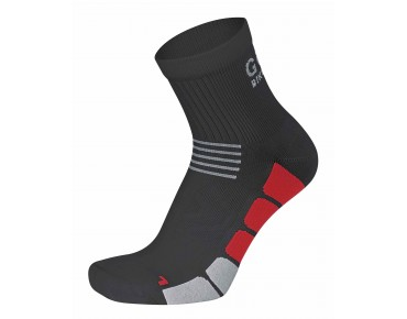 GORE BIKE WEAR SPEED mid Socken black/red