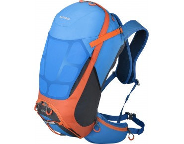 SHIMANO HOTAKA II 24 Rucksack lightning blue/orange