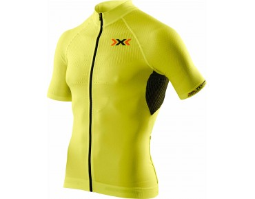 X BIONIC THE TRICK jersey green sheen/black