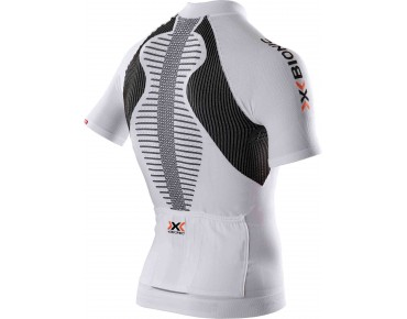 X BIONIC THE TRICK jersey white/black