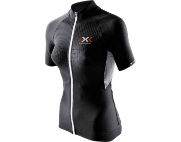 X BIONIC THE TRICK women's jersey black/white