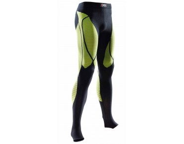 X BIONIC PRECUPERATION Pants black/yellow