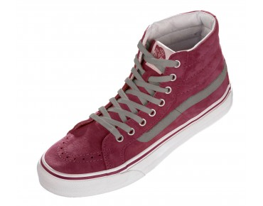 VANS SK8-HI Slim Sneaker High Cut (Scotchgard TM) wine/marshmallow