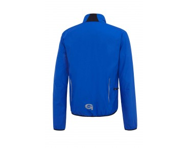 GONSO THILO windproof cycling jacket rich blue
