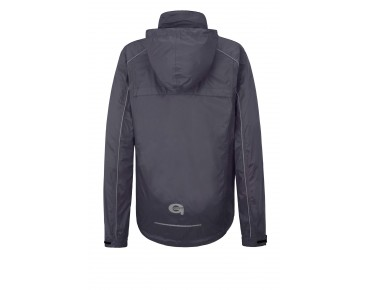GONSO RENE waterproof jacket graphite