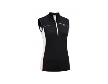 GONSO JELA women's cycling shirt black