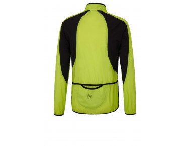 GONSO OTTO windbreaker green glow