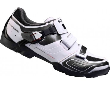 SHIMANO SH-M089 MTB shoes white