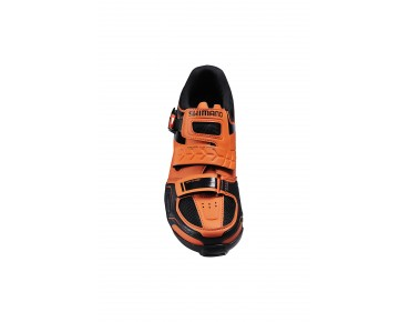 SHIMANO SH-M089 MTB-Schuhe orange