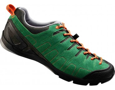 SHIMANO SH-CT80 MTB/trekking shoes green