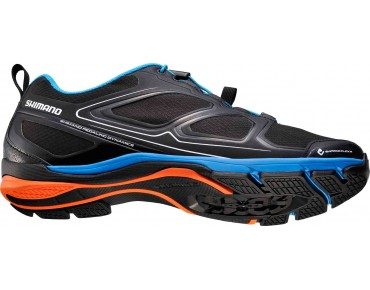 SHIMANO SH-CT71 MTB/trekking shoes black