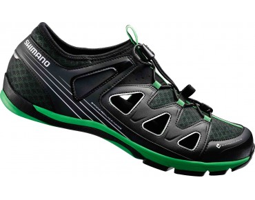 SHIMANO SH-CT46 MTB/trekking shoes black